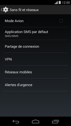 Motorola Moto G - Réseau - utilisation à l'étranger - Étape 8