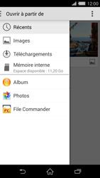 Sony Xperia Z2 - E-mails - Envoyer un e-mail - Étape 13