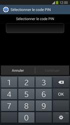 Samsung Galaxy Grand 2 4G - Sécuriser votre mobile - Activer le code de verrouillage - Étape 7