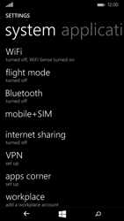 Microsoft Lumia 535 - Internet - Manual configuration - Step 4