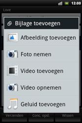 Sony Ericsson Xperia Mini Pro - E-mail - e-mail versturen - Stap 7