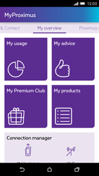 HTC One M9 - Applications - MyProximus - Step 14