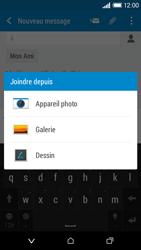 HTC Desire 610 - E-mails - Envoyer un e-mail - Étape 12