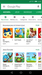 Huawei P9 - Android Nougat - Applications - Télécharger des applications - Étape 4