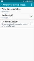 Samsung Galaxy A3 (A300FU) - Internet et connexion - Utiliser le mode modem par USB - Étape 7