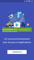 Samsung G920F Galaxy S6 - Android Nougat - Applications - Télécharger des applications - Étape 5