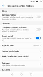 Huawei P10 - Android Oreo - Internet - Désactiver les données mobiles - Étape 6