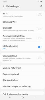 Samsung galaxy-a70-dual-sim-sm-a705fn - WiFi - Mobiele hotspot instellen - Stap 5