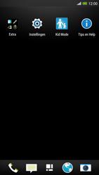 HTC One Max - Wifi - handmatig instellen - Stap 3