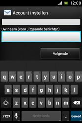 Sony Xperia E (C1505) - E-mail - Handmatig instellen - Stap 17