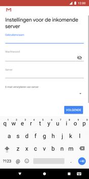 Google Pixel 2 XL - E-mail - Handmatig instellen - Stap 14