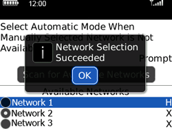 BlackBerry 8520 Curve - Network - Usage across the border - Step 9