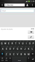 HTC One Mini - MMS - envoi d'images - Étape 8