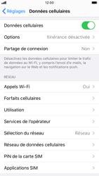 Apple iPhone 8 - iOS 13 - Sécurité - modifier SIM PIN - Étape 4