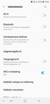 Samsung Galaxy J6 - Internet - buitenland - Stap 5