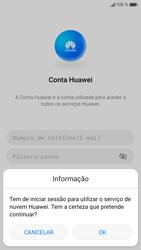 Huawei P9 Lite - Android Nougat - Primeiros passos - Como ligar o telemóvel pela primeira vez -  16