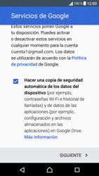 Sony Xperia E5 (F3313) - E-mail - Configurar Gmail - Paso 15