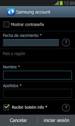 Samsung Galaxy S3 Mini - Primeros pasos - Activar el equipo - Paso 12