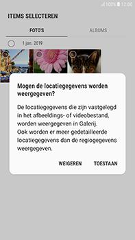 Samsung Galaxy J4 - E-mail - hoe te versturen - Stap 14