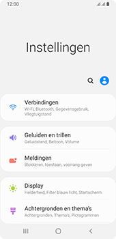 Samsung galaxy-a8-2018-sm-a530f-android-pie - Buitenland - Internet in het buitenland - Stap 5
