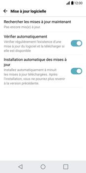 LG H870 G6 - Réseau - Installation de mises à jour - Étape 9