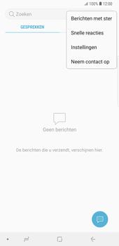 Samsung Galaxy Note9 - MMS - probleem met ontvangen - Stap 5