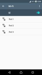 Sony Xperia E5 (F3313) - WiFi - Conectarse a una red WiFi - Paso 6