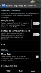 LG D955 G Flex - Internet - activer ou désactiver - Étape 5