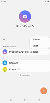 Samsung galaxy-j4-plus-dual-sim-sm-j415fn-android-pie - Contacten en data - Contacten overzetten via Bluetooth - Stap 5