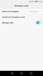Huawei Y6 (2017) - Messagerie vocale - configuration manuelle - Étape 9
