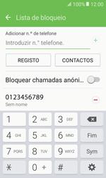 Samsung Galaxy Xcover 3 (G389) - Chamadas - Bloquear chamadas de um número -  11