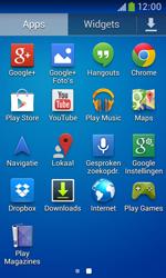 Samsung Galaxy Trend Plus (S7580) - Internet - Hoe te internetten - Stap 3