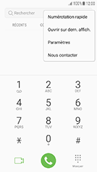 Samsung Galaxy J3 (2017) - Messagerie vocale - Configuration manuelle - Étape 5
