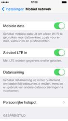 Apple iPhone 5s - Internet - Internet gebruiken in het buitenland - Stap 7