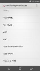 Sony E2003 Xperia E4 G - Internet - Configuration manuelle - Étape 12
