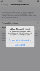 Apple iphone-7-met-ios-13-model-a1778 - WiFi - Mobiele hotspot instellen - Stap 7