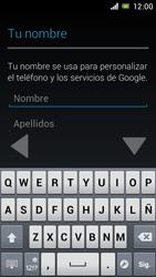 Sony Xperia J - Aplicaciones - Tienda de aplicaciones - Paso 5