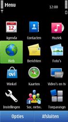 Nokia C6-01 - Internet - Hoe te internetten - Stap 2