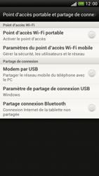 HTC One S - Internet et connexion - Utiliser le mode modem par USB - Étape 7