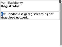 BlackBerry 9700 Bold - Instellingen - ontvangen via SMS - Stap 10