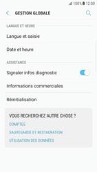 Samsung Galaxy S6 Edge - Android Nougat - Device maintenance - Retour aux réglages usine - Étape 6