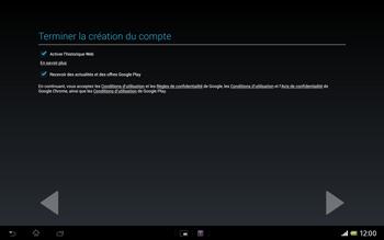 Sony SGP321 Xperia Tablet Z LTE - Applications - Télécharger des applications - Étape 19