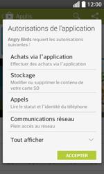 LG F70 - Applications - Télécharger une application - Étape 18