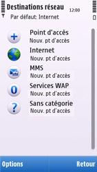 Nokia C5-03 - MMS - configuration manuelle - Étape 7