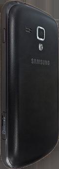 Samsung S7560 Galaxy Trend - Primeros pasos - Quitar y colocar la batería - Paso 9