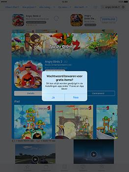 Apple iPad 9.7 (Model A1823) - Applicaties - Downloaden - Stap 14