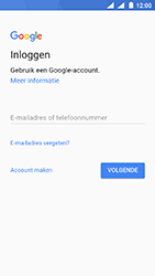 Nokia 3 - Android Oreo - Applicaties - Account instellen - Stap 5