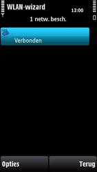 Nokia X6-00 - Wifi - handmatig instellen - Stap 15