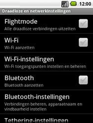 LG P350 Optimus Me - Bluetooth - Headset, carkit verbinding - Stap 5