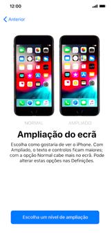 Apple iPhone XR - Primeiros passos - Como ligar o telemóvel pela primeira vez -  26